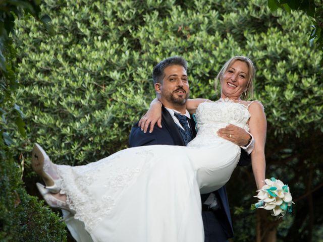 La boda de Ruben y Noemi en Montornes Del Valles, Barcelona 18