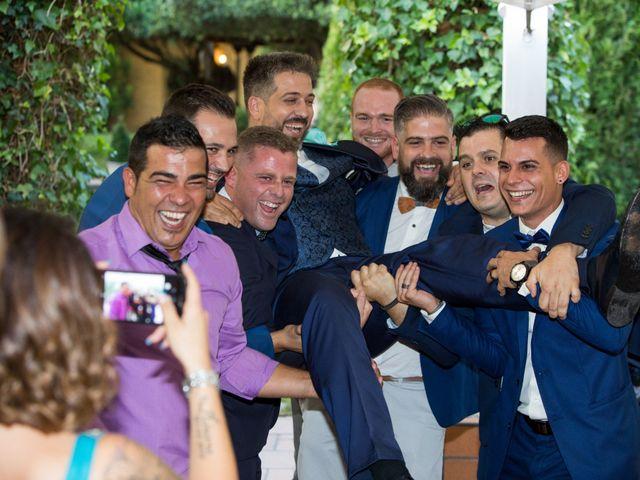 La boda de Ruben y Noemi en Montornes Del Valles, Barcelona 19