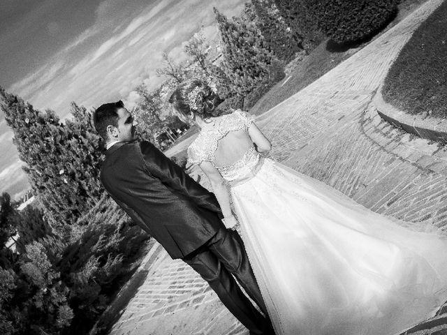 La boda de Alberto y María en Arroyomolinos, Madrid 1