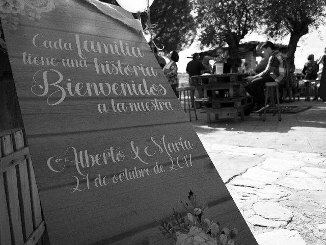 La boda de Alberto y María en Arroyomolinos, Madrid 5