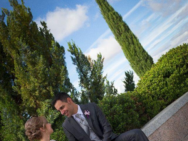 La boda de Alberto y María en Arroyomolinos, Madrid 11