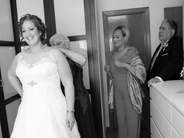 La boda de Alejandro y Laura en El Puig, Valencia 8