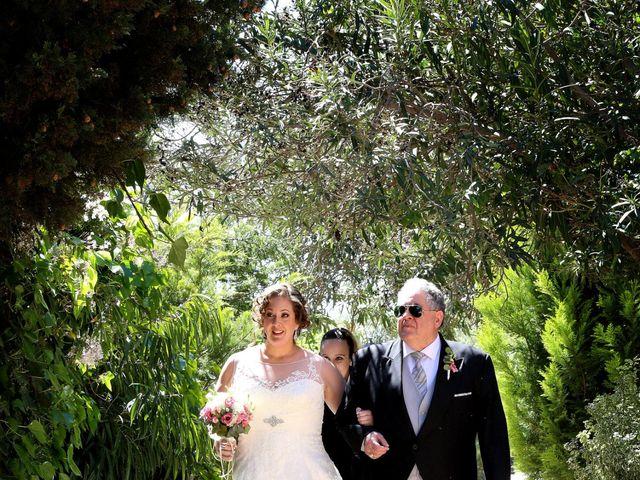La boda de Alejandro y Laura en El Puig, Valencia 13