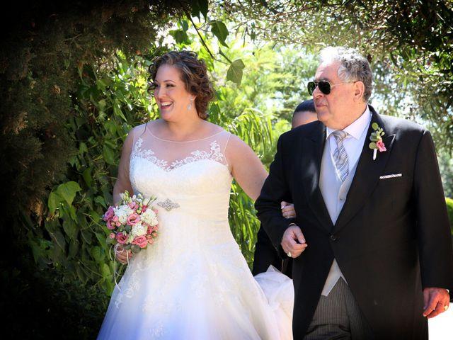 La boda de Alejandro y Laura en El Puig, Valencia 14
