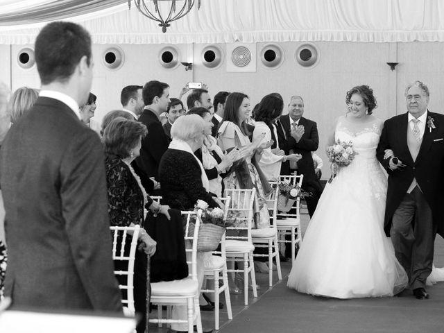 La boda de Alejandro y Laura en El Puig, Valencia 15