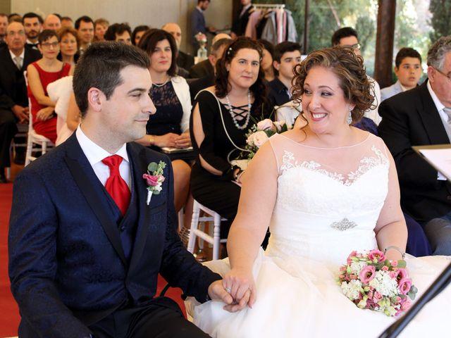 La boda de Alejandro y Laura en El Puig, Valencia 17