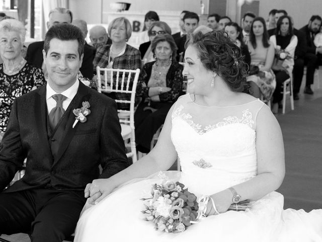 La boda de Alejandro y Laura en El Puig, Valencia 18