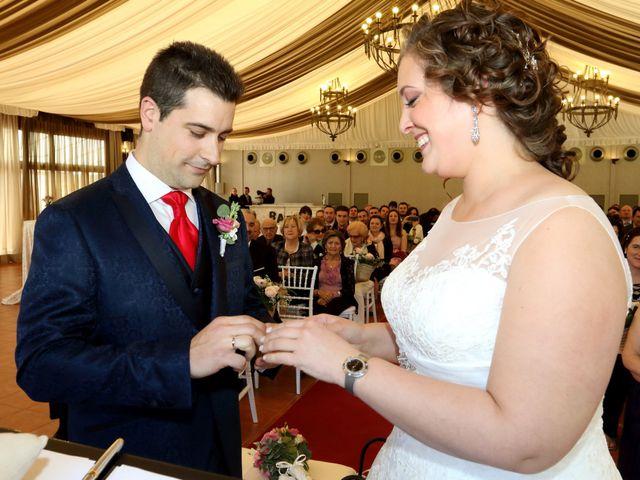 La boda de Alejandro y Laura en El Puig, Valencia 19