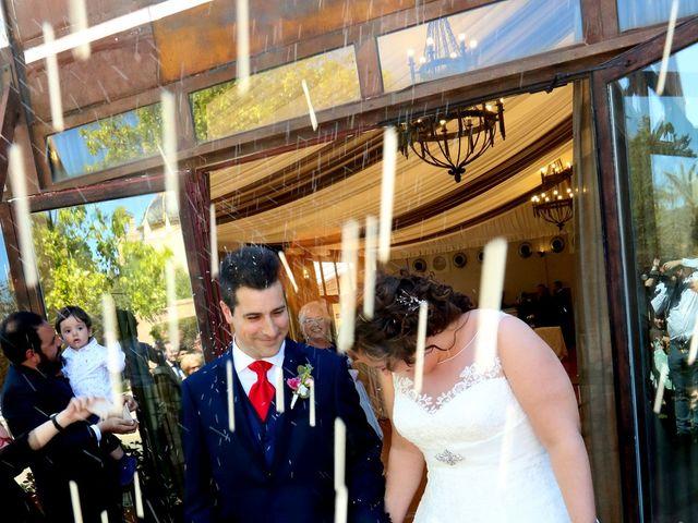 La boda de Alejandro y Laura en El Puig, Valencia 21