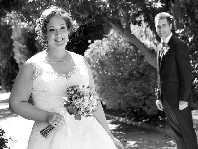 La boda de Alejandro y Laura en El Puig, Valencia 22