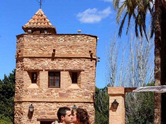 La boda de Alejandro y Laura en El Puig, Valencia 26