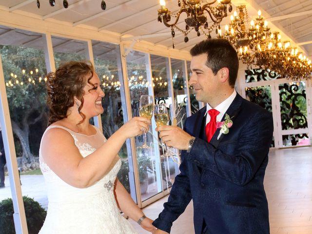 La boda de Alejandro y Laura en El Puig, Valencia 1