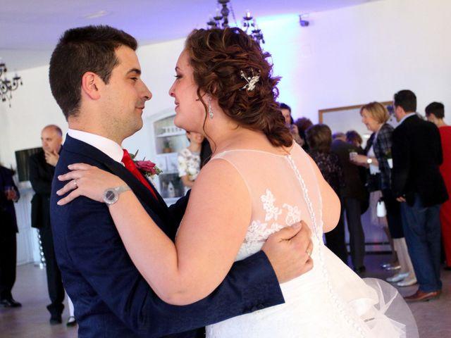 La boda de Alejandro y Laura en El Puig, Valencia 29