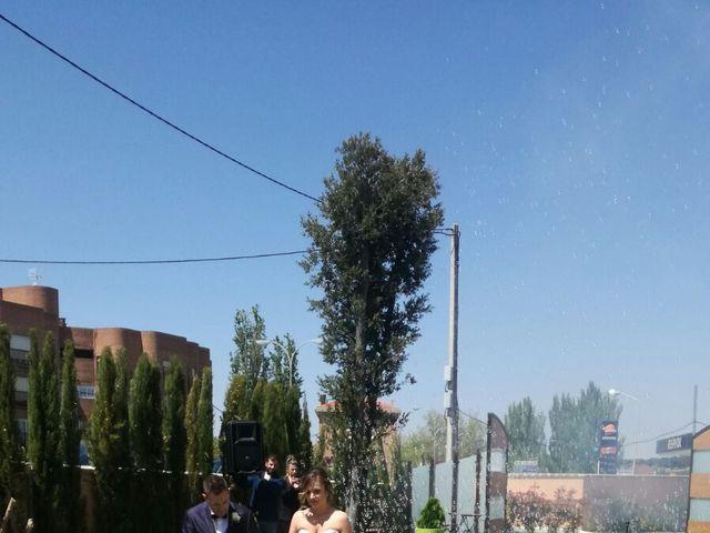 La boda de Abel y Ainhoa en Medina Del Campo, Valladolid 2