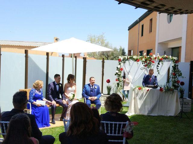 La boda de Abel y Ainhoa en Medina Del Campo, Valladolid 6