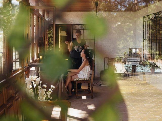La boda de Ivan y Sandra en Robledo De Chavela, Madrid 4