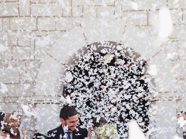 La boda de Ivan y Sandra en Robledo De Chavela, Madrid 1