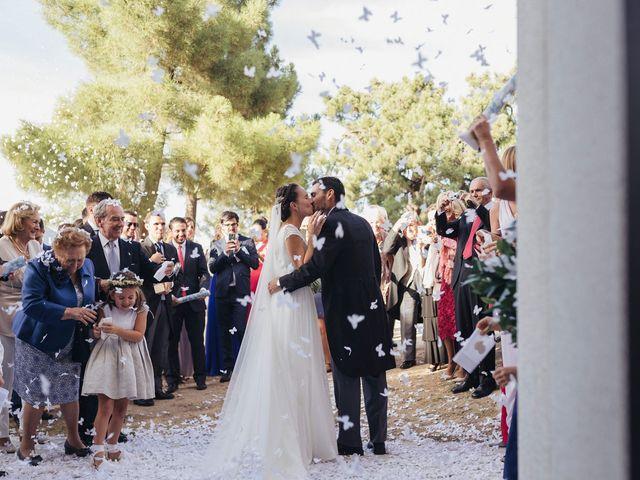 La boda de Ivan y Sandra en Robledo De Chavela, Madrid 13