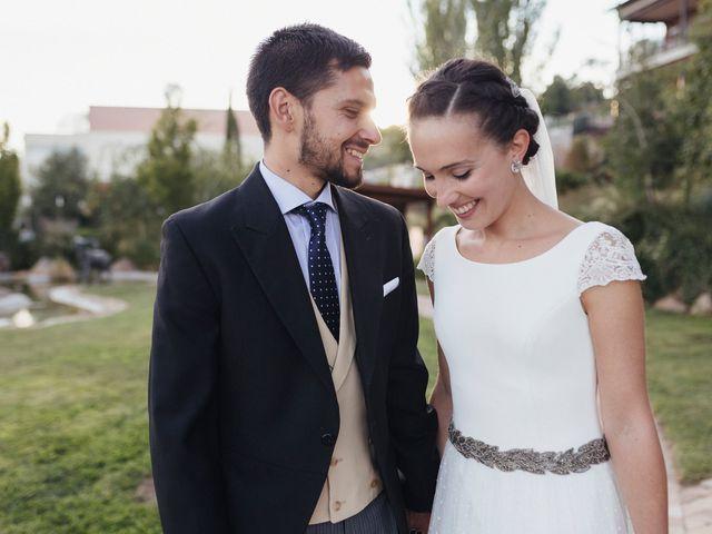 La boda de Ivan y Sandra en Robledo De Chavela, Madrid 15