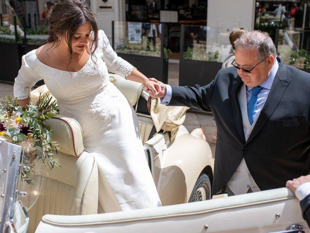 La boda de Alejandro y Marta en Málaga, Málaga 2
