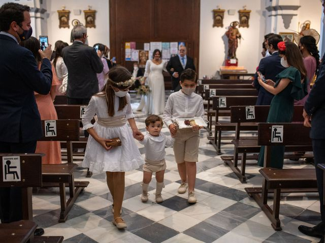 La boda de Alejandro y Marta en Málaga, Málaga 3