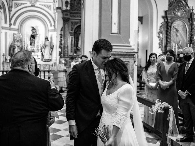 La boda de Alejandro y Marta en Málaga, Málaga 5