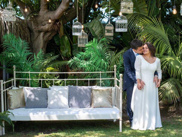 La boda de Alejandro y Marta en Málaga, Málaga 6