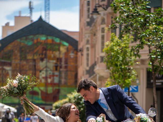 La boda de Alejandro y Marta en Málaga, Málaga 1