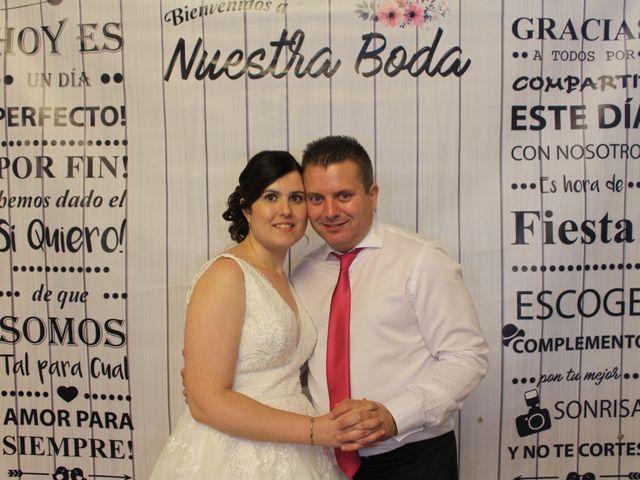 La boda de Sergio y María Dolores  en La Palma, Murcia 1