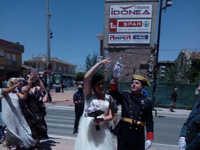 La boda de Sergio y María Dolores  en La Palma, Murcia 4