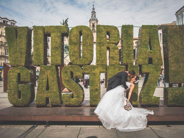 La boda de Edurne y Jesús