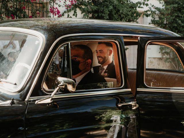 La boda de Rui y Miri en Novelda, Alicante 8