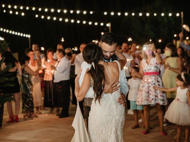 La boda de Rui y Miri en Novelda, Alicante 1