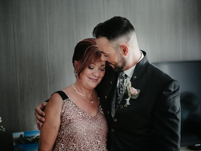 La boda de Rui y Miri en Novelda, Alicante 11