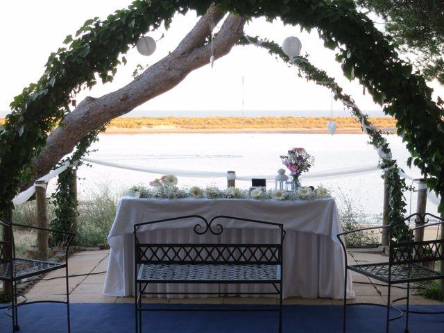 La boda de Alejandro y Saray en El Portil, Huelva 1