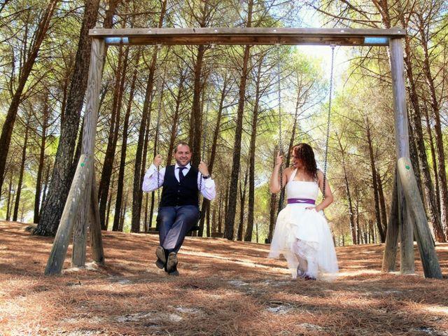 La boda de Alejandro y Saray en El Portil, Huelva 7