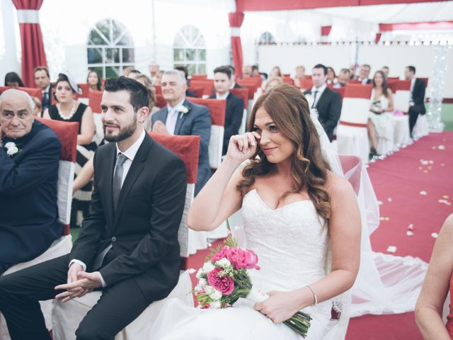 La boda de Pauli y Noemi en Alhaurin De La Torre, Málaga 30
