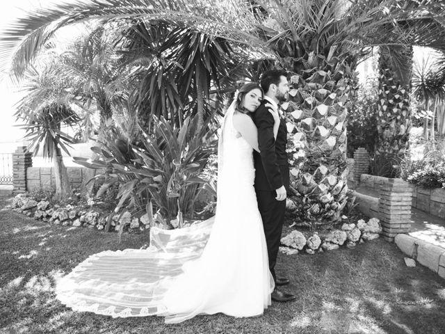La boda de Pauli y Noemi en Alhaurin De La Torre, Málaga 36