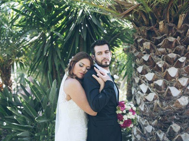 La boda de Pauli y Noemi en Alhaurin De La Torre, Málaga 38