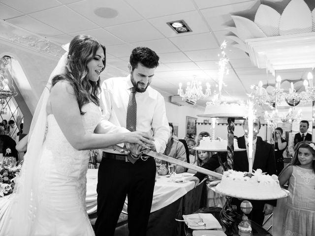 La boda de Pauli y Noemi en Alhaurin De La Torre, Málaga 43