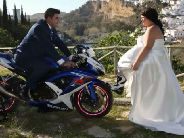 La boda de Fran y Saray  en Arcos De La Frontera, Cádiz 1