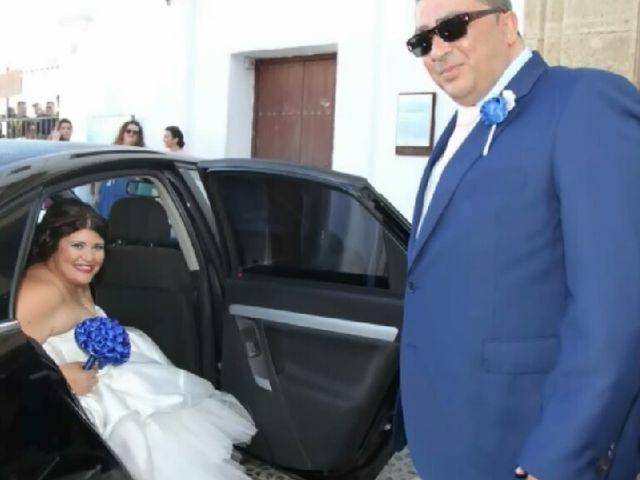 La boda de Fran y Saray  en Arcos De La Frontera, Cádiz 6