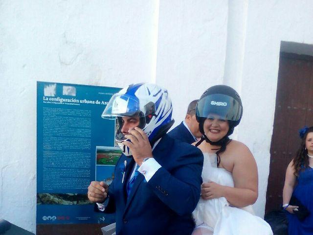 La boda de Fran y Saray  en Arcos De La Frontera, Cádiz 2