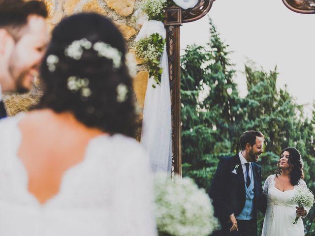 La boda de Rocio y Alex
