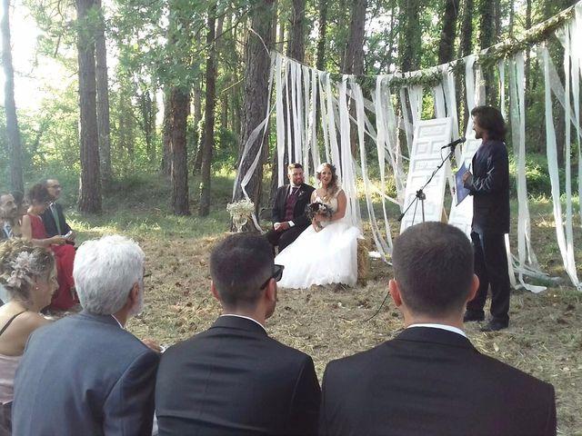 La boda de Judith y Toni