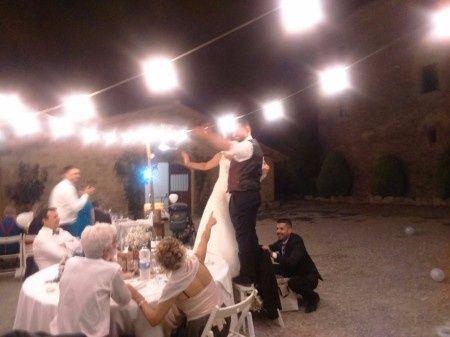 La boda de Toni y Judith en Cardona, Barcelona 35