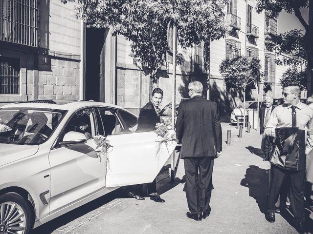 La boda de Jose Carlos y Tania en San Sebastian De Los Reyes, Madrid 17