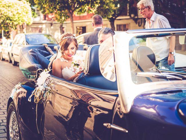 La boda de Jose Carlos y Tania en San Sebastian De Los Reyes, Madrid 18