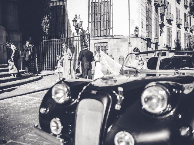 La boda de Jose Carlos y Tania en San Sebastian De Los Reyes, Madrid 19