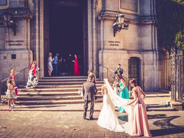 La boda de Jose Carlos y Tania en San Sebastian De Los Reyes, Madrid 20